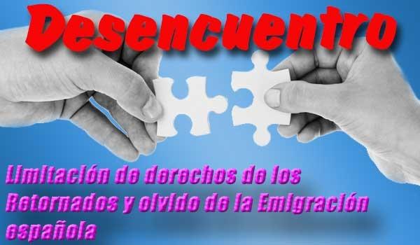 La instrucción de Arraigo Familiar p descendientes emigración española