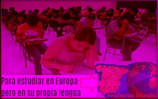 Estudiar en España, caso de éxito