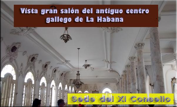 Generación Recuperada, Visita Feijóo a La Habana