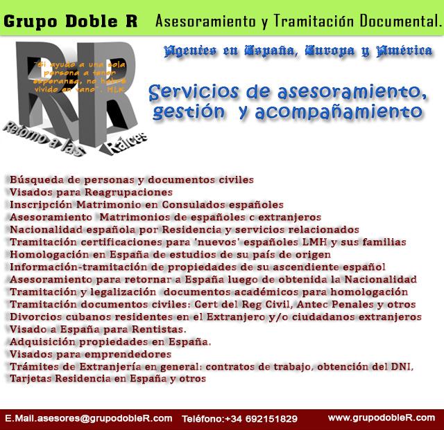 Servicios Grupo Doble R